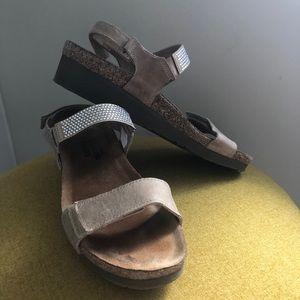 Naot Jeweled Sandals
